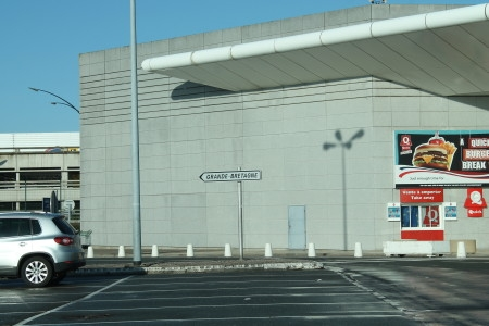 Eurotunnel terminal